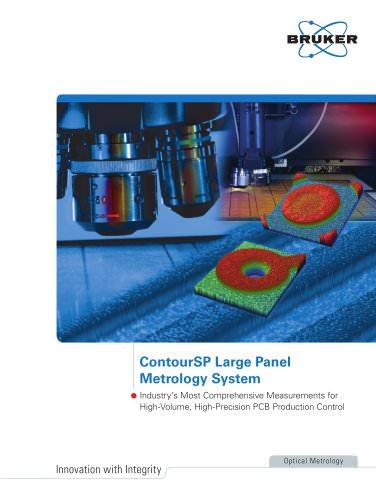 ContourSP Large Panel  Metrology System