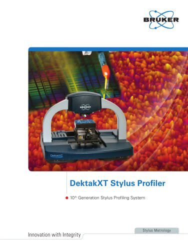 DektakXT Stylus Profiler
