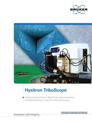 Hysitron TriboScope