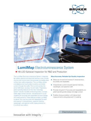 LumiMap Electroluminescence System