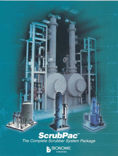 ScrubPac™ Complete Scrubber System Package
