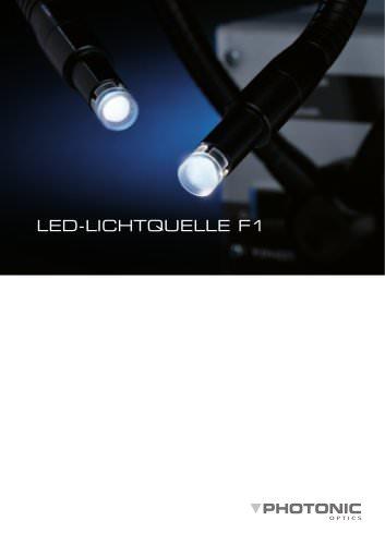 LED Lichtquelle F1