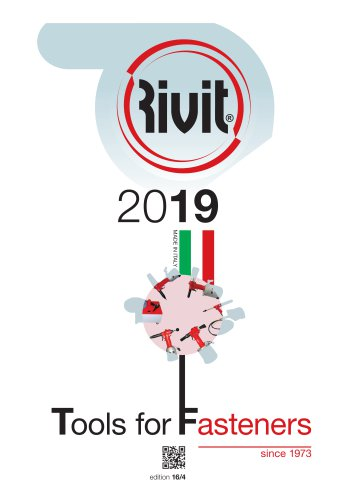 Tools fo fasteners 16/4 (2019)