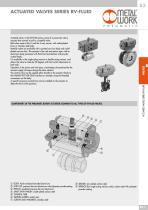 ACTUATED VALVES SERIES RV-FLUID