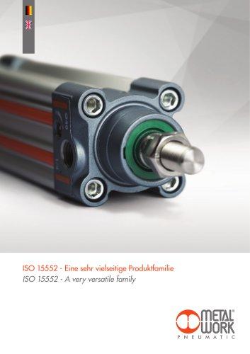 ISO 15552 - Eine sehr vielseitige Produktfamilie