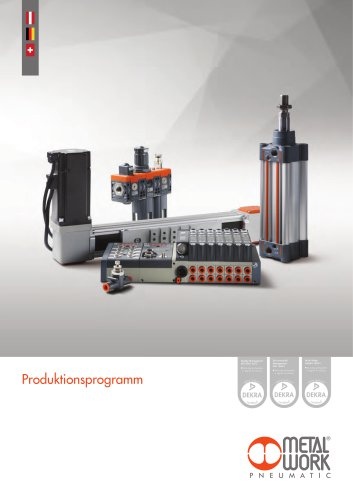 Produktionsprogramm