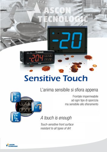 Sensitive Touch - Data sheet