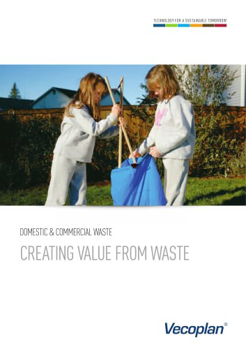 DOMESTIC AND COMMERCIAL WASTE