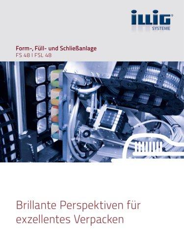 Form-, Füll- und SchließanlageFS 48 I FSL 48