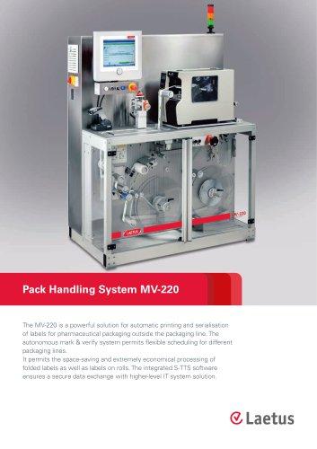Pack Handling System MV-220