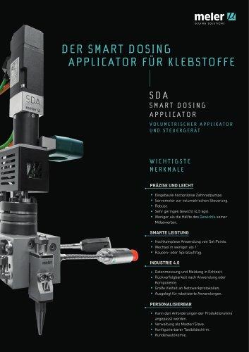 SDA: Smart Dosing Applicator