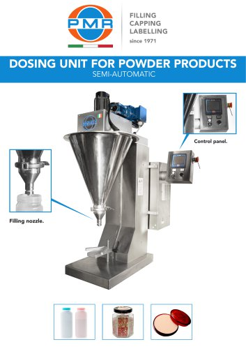 DOSING UNIT FOR POWDER PRODUCT