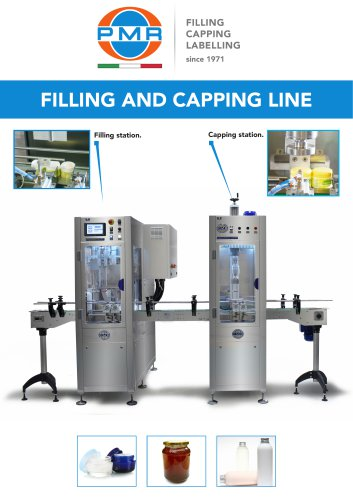 FILLING & CAPPING LINE