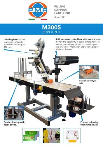 M3005 ROBOTIZED