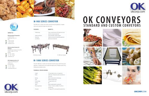 Integrated Custom Conveyors