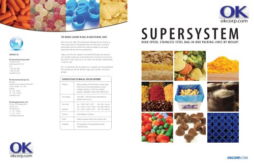 Supersystem by Weight
