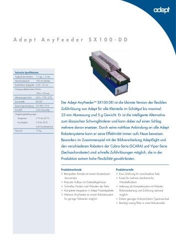Adept AnyFeeder SX100-DD