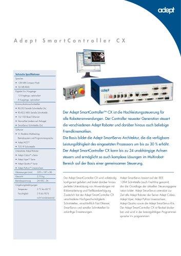 Adept SmartController CX