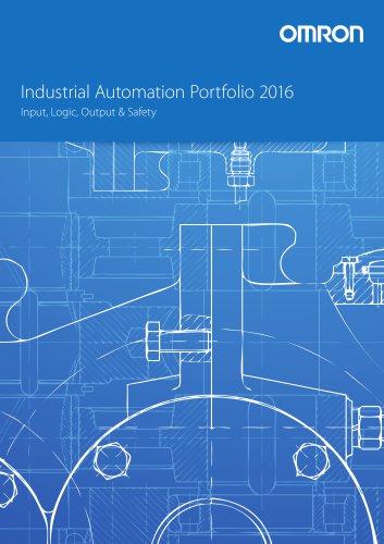 Industrial Automation Portfolio 2016