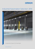 Industrial Automation Selection 2016