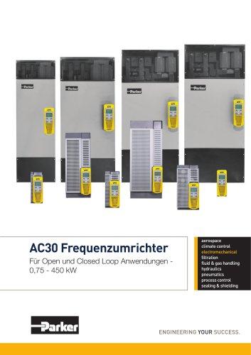 AC30 Frequenzumrichter