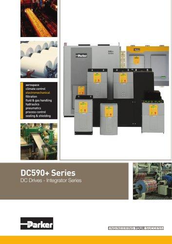 DC590+ Series DC Drives - Integrator Series