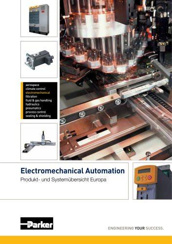 Electromechanical Automation