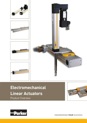 Electromechanical Linear Actuators