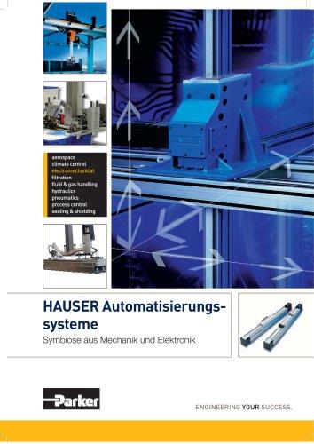 HAUSER Automatisierungssysteme