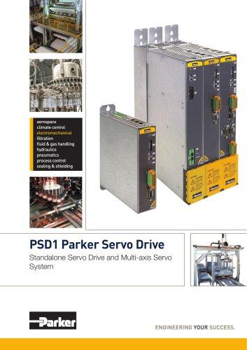 PSD1 Parker Servo Drive