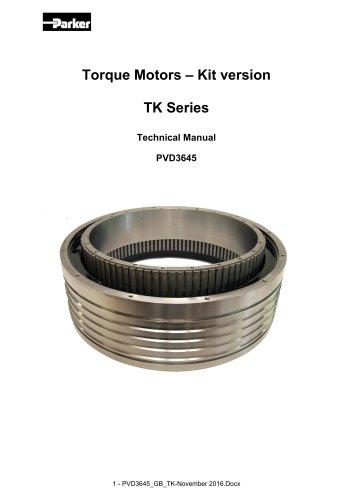 Torque Motors – Kit version