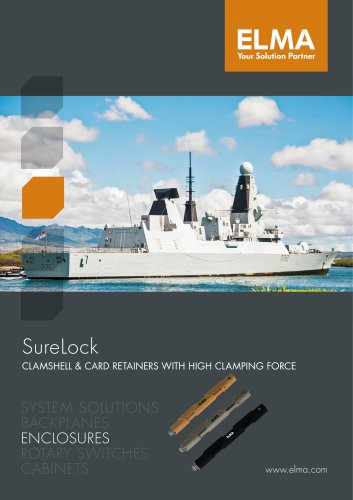 Surelock Card Retainers