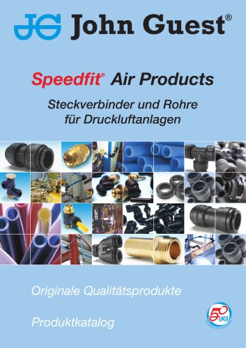 JG Speedfit® Air Products