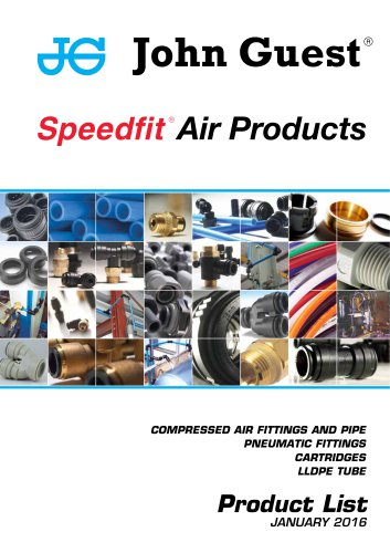 Speedfit Air Products