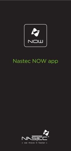 Nastec NOW App