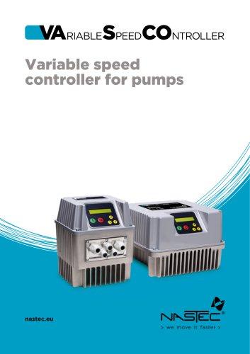 VASCO - Variable Speed Controller