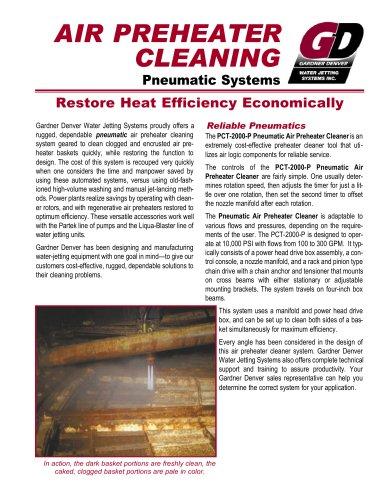 Air Preheater Cleaner brochure