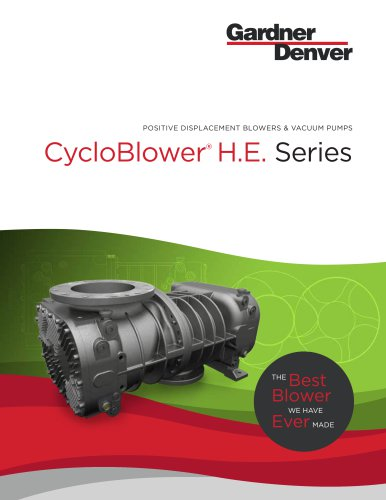 CycloBlower®  H.E. Series