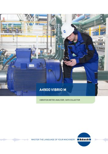 Vibration meter Vibrio M