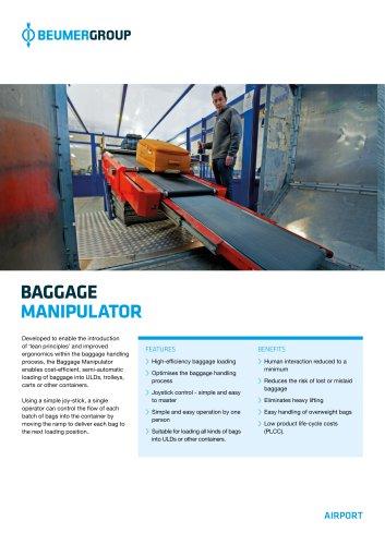 BEUMER Baggage Manipulator