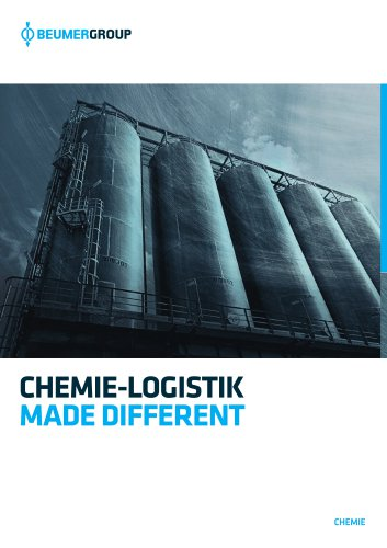 BEUMER Chemie-Logistik
