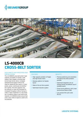 BEUMER LS-4000CB
