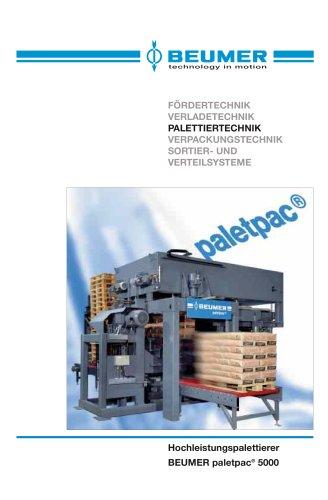 BEUMER paletpac® 5000