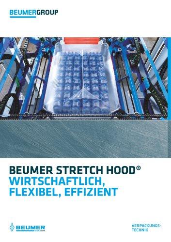 BEUMER stretch hood® Produktfamilie
