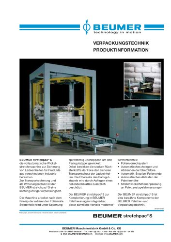 BEUMER stretchpac® S