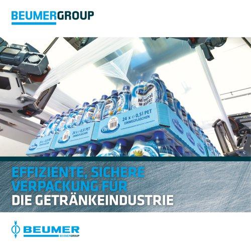 BEUMER Verpackung für die Getränkeindustrie