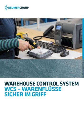 BEUMER Warehouse Control System