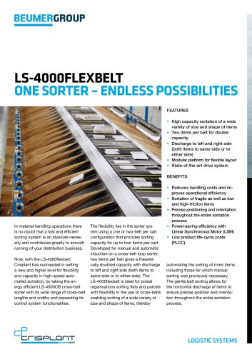 LS-4000flexbelt