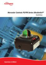Worcester Controls PS/PM Series UltraSwitch