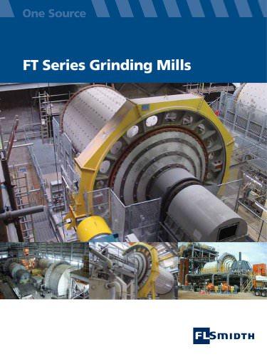 FT Grinding Mills
